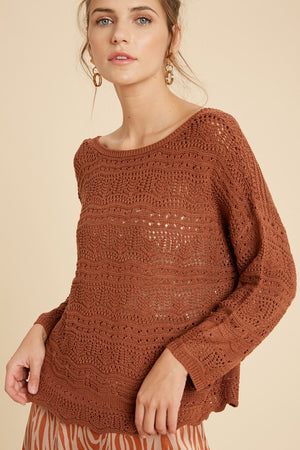 Load image into Gallery viewer, Crochet Pattern Sweater