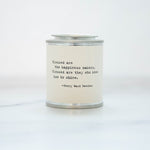 Blessed Are The Happiness Makers Soy Wax Candle