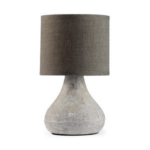 Linc Mini Concrete Lamp
