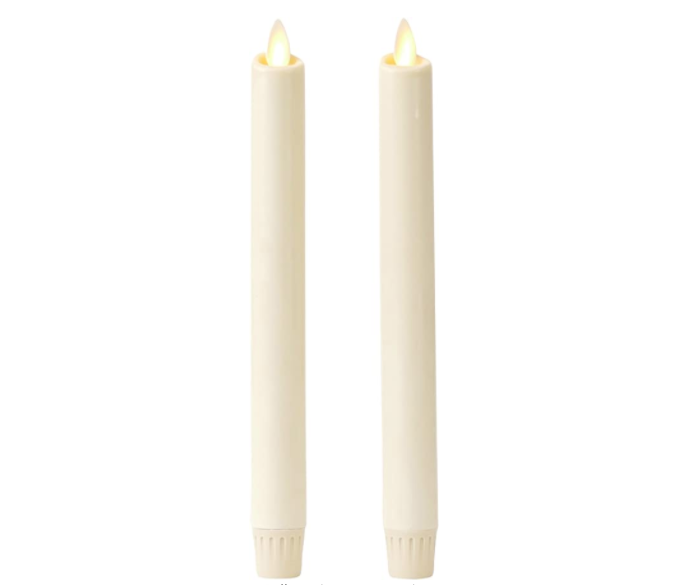 Moving Taper Candle - 10.5""