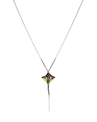 Baby Stingray Necklace