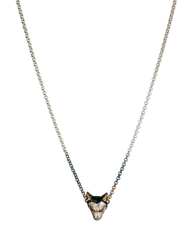 Wolf Guardian Necklace