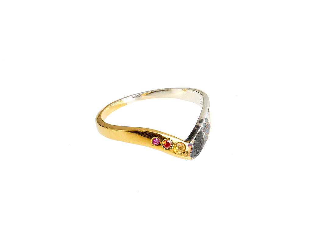 Withers spectrum ring (pink)