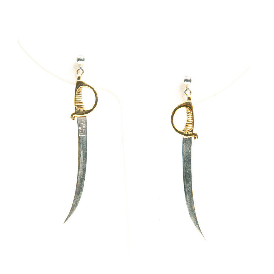 Cutlass Earrings