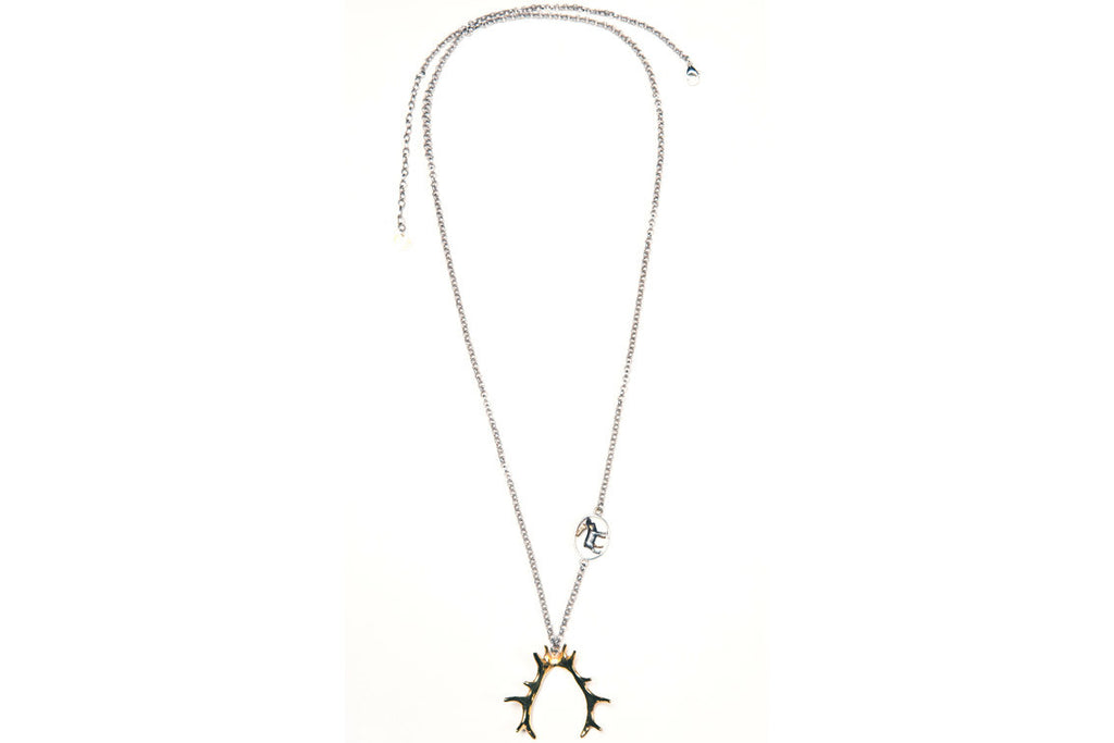 Antlers of Acteon Necklace