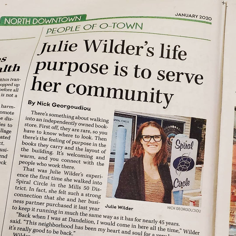 People of O-Town: Julie Wilder's life purpose is to serve her community