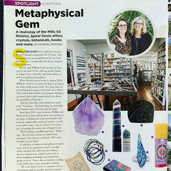 Orlando Magazine Feature: Metaphysical Gem