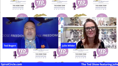"Interview with co-owner Julie Wilder on ""The Ted Show"""