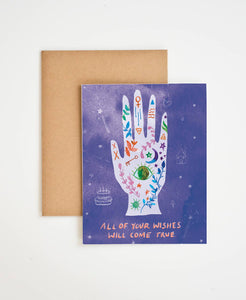 Meera Lee Patel - Your Wishes Will Come True Card
