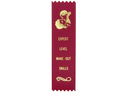 Make-Out Expert - A Prize Ribbon