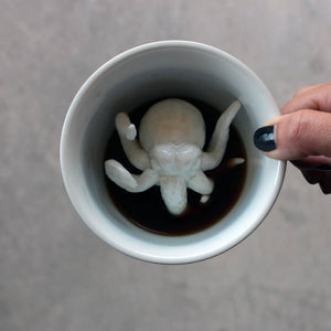 Creature Cups - Cthulhu 11 oz. Creepy Cup (Black)