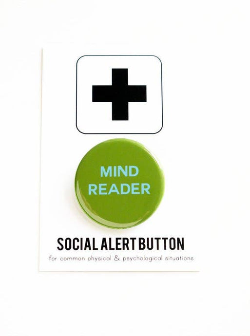 WORD FOR WORD factory - MIND READER button