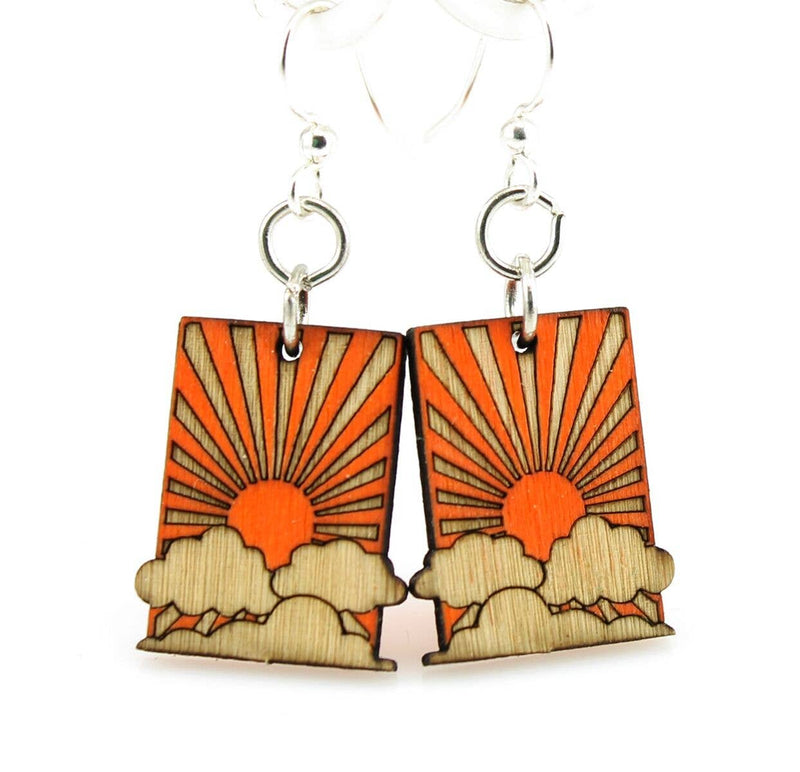 Sunrise Blossoms Earrings