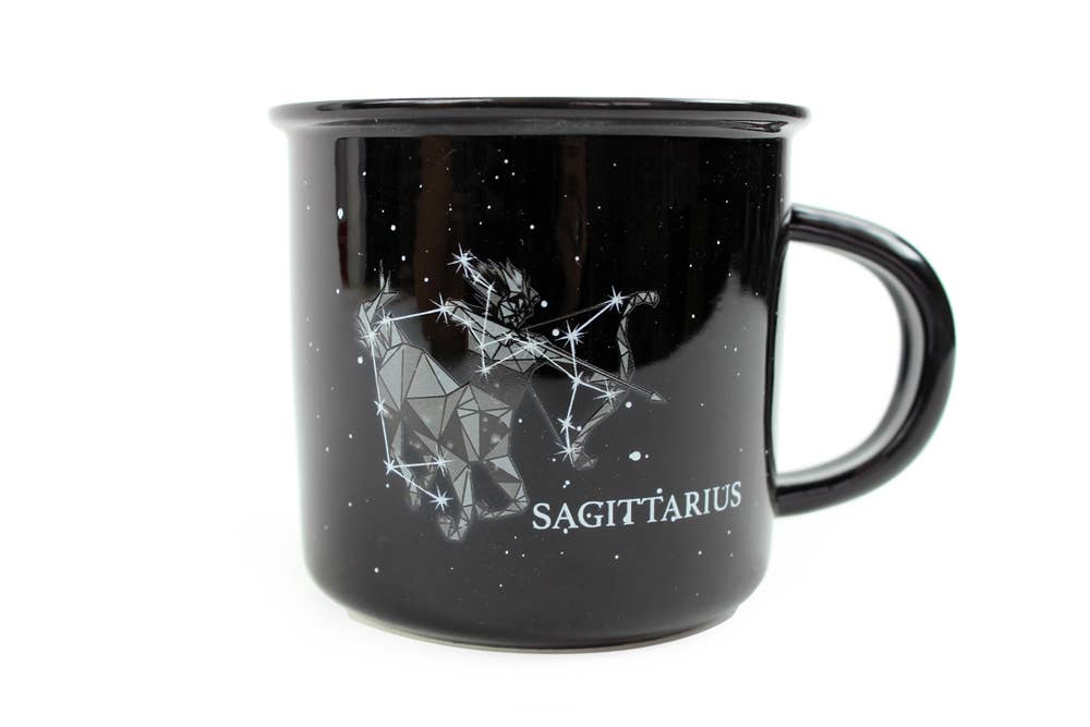 Creature Cups - Sagittarius Stargazer Astrology Camp Mug