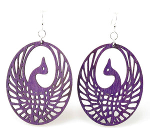 Green Tree Jewelry - Phoenix Earrings