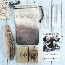 Load image into Gallery viewer, Hawkhouse - Turquoise Keychain
