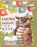 Hope Your Birthday Is A Hoot Card