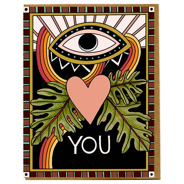 Mattea - Eye Love You Card