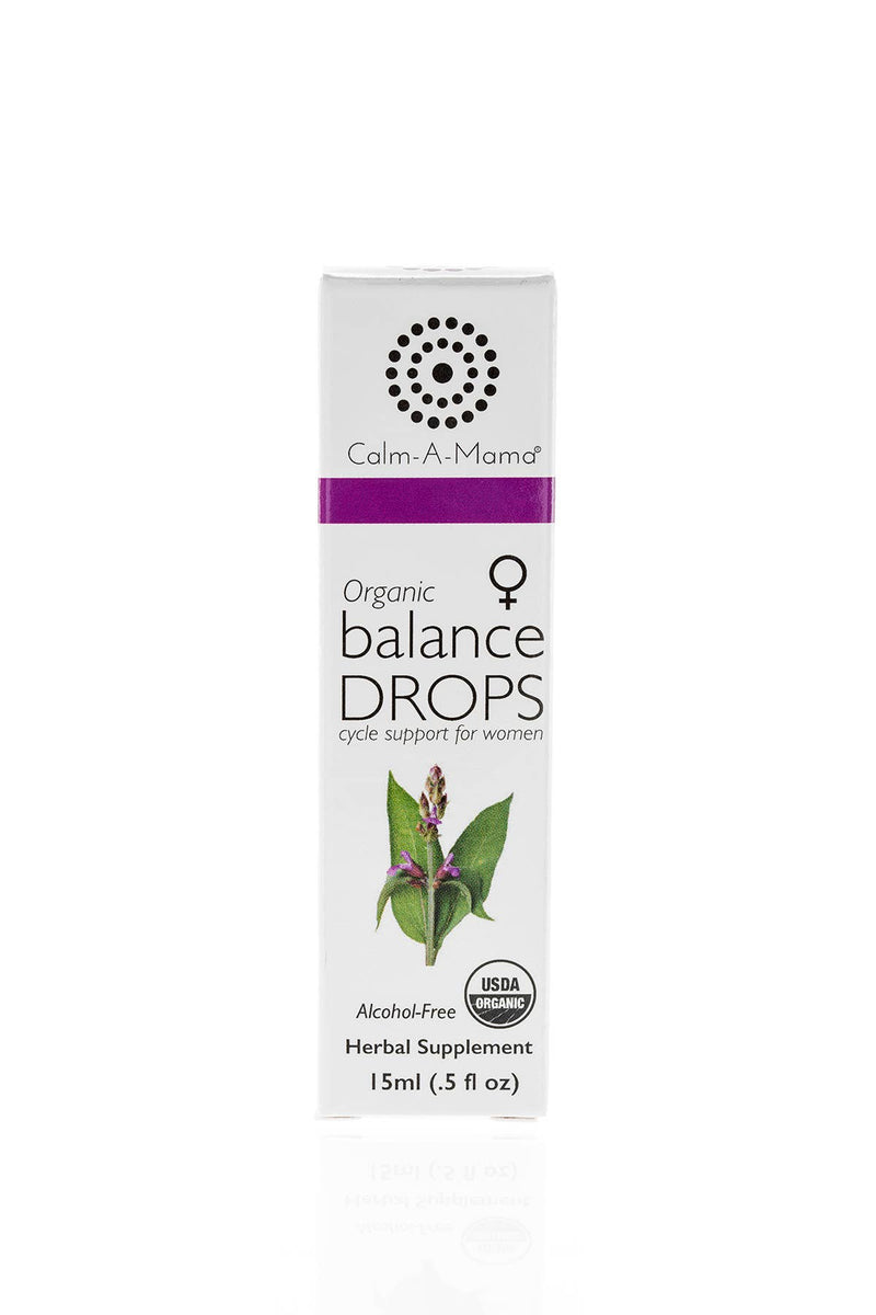 Balance Drops from Calm A Mama