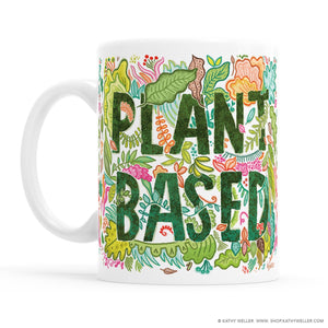 Kathy Weller Art+Ideas - Plant Based Mug