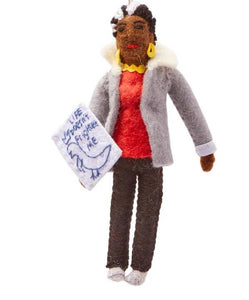 Silk Road Bazaar - Maya Angelou Ornament
