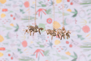 Dawning Collective - Unicorn Necklace