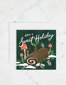 Idlewild - Sweet Holiday Card