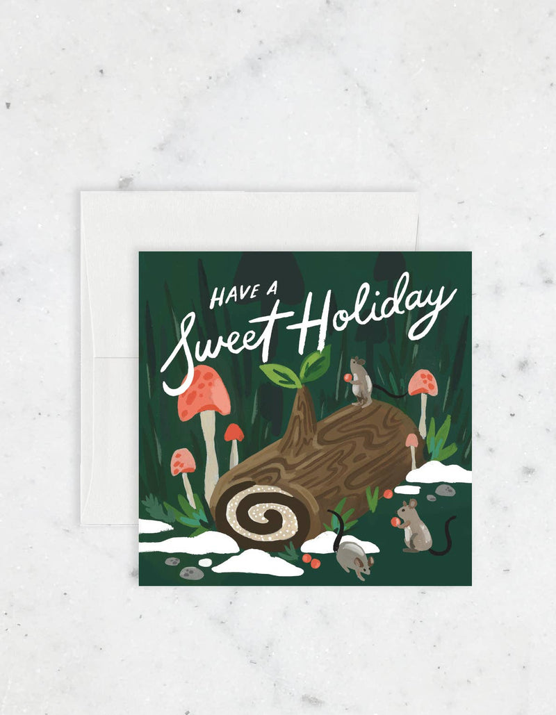 Sweet Holiday Card