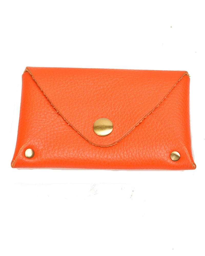 Colorful Leather Pouch