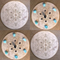 Metatron's Cube Flower of Life Crystal Grid