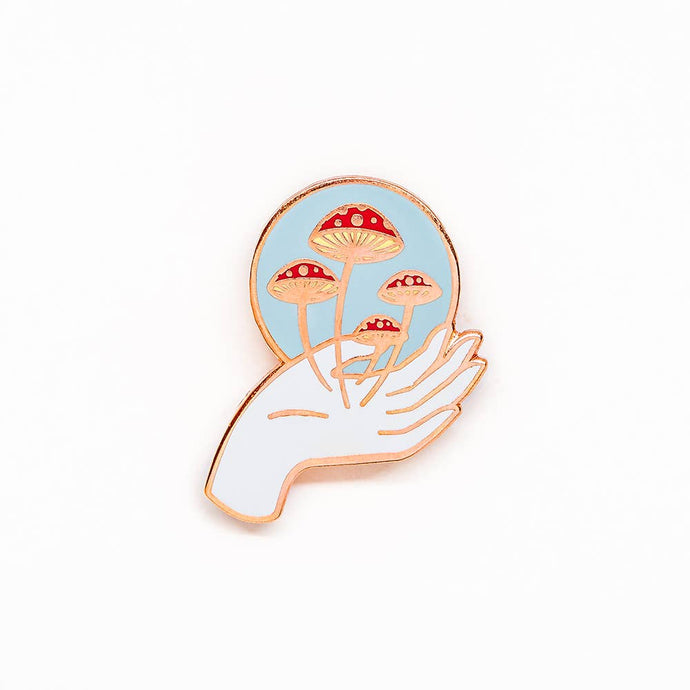 Lost Lust Supply - Nurture Nature Pin by Frolik Studio