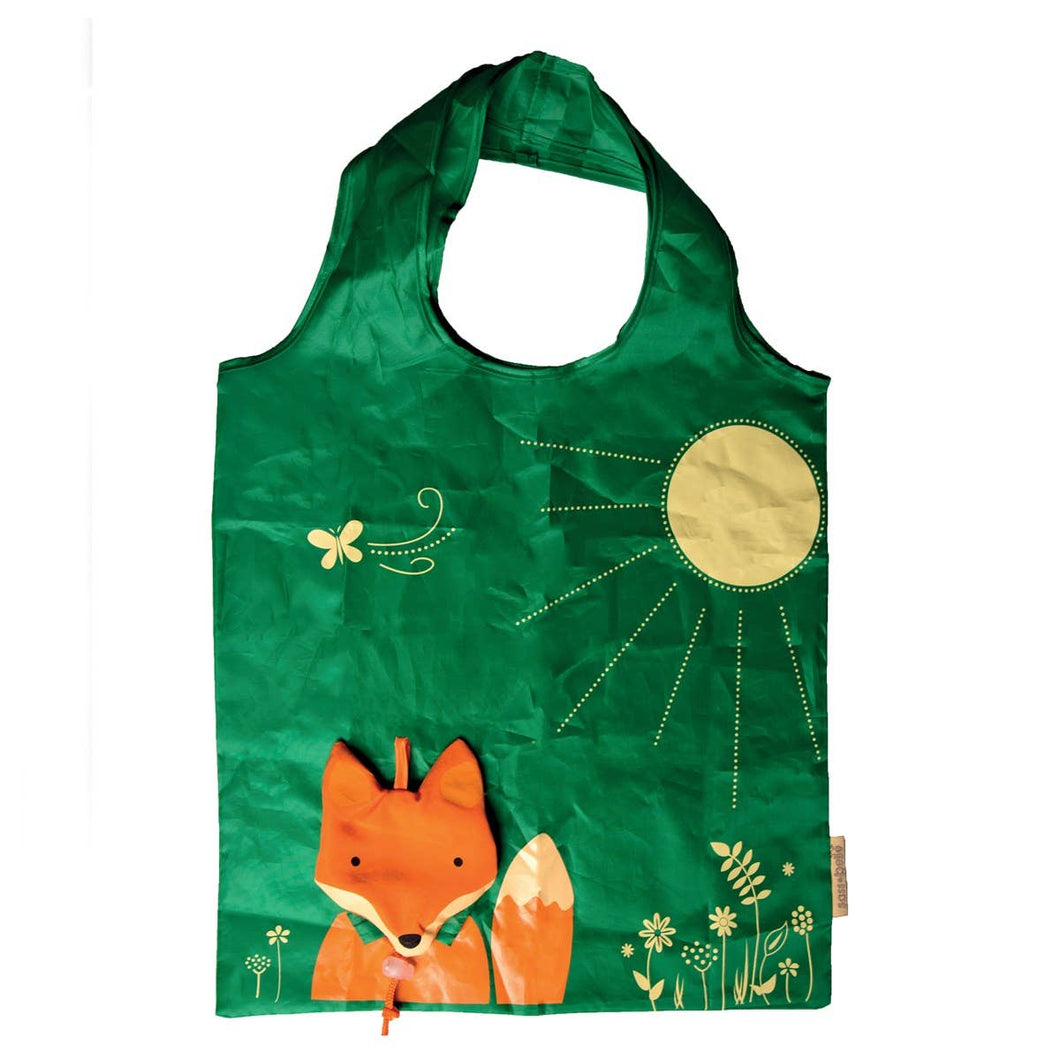 Sass & Belle - Fox Foldable Shopping Bag