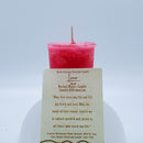 Love | Votive Intention Candle | Reiki Charged