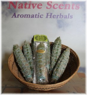Pinon (Pine) & Desert Sage Smudge Sticks