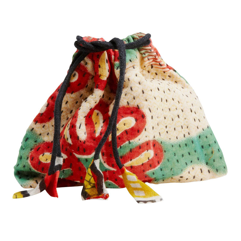 Recycled Sari Gift Bag