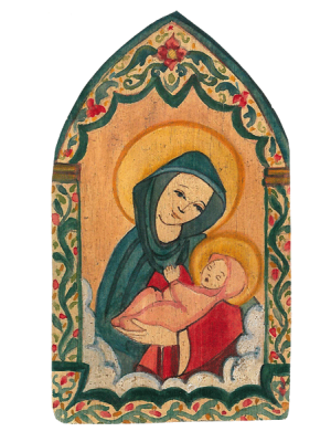 Madonna & Child - Illumination of Mind.