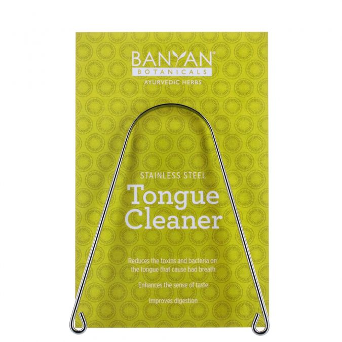 Tongue Cleaner - Stainless Steel