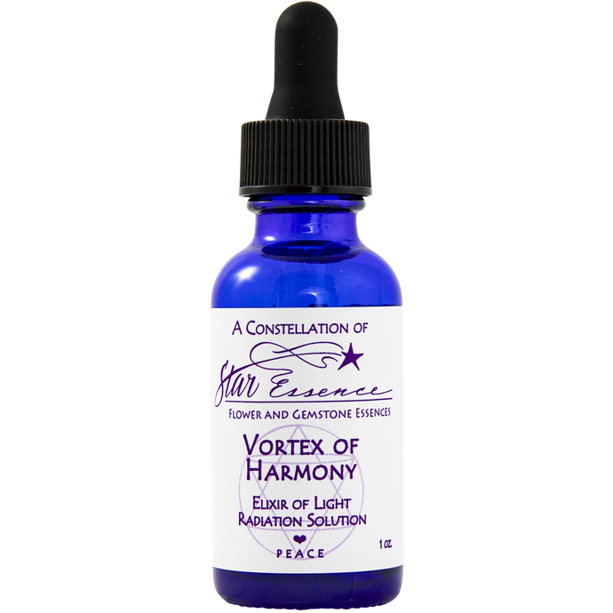 Vortex of Harmony: Elixir of Light; Radiation Solution