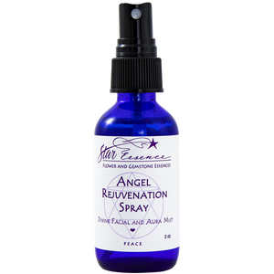 Angel Rejuvenation: Divine Facial and Aura Mist