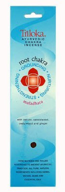 Root Chakra Incense, 10 Count