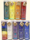 Chakra Jar Candles - 16 oz - Unscented, Multiple Varieties