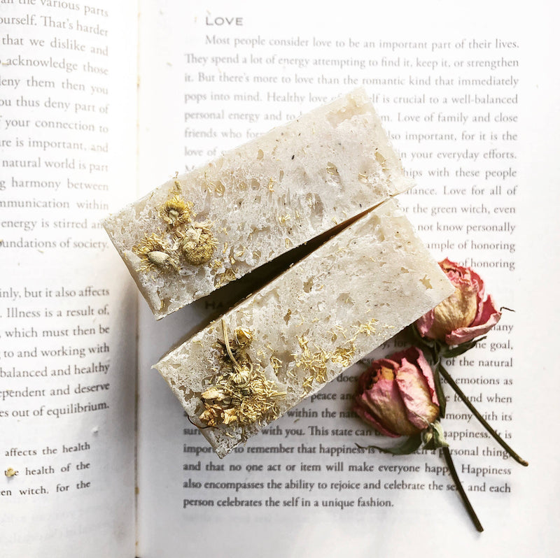 Midsummer Maiden Exfoliating Soap
