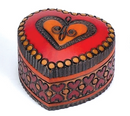 Heart Swivel Box