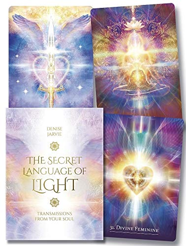 The Secret Language of Light Oracle: Transmissions from your Soul