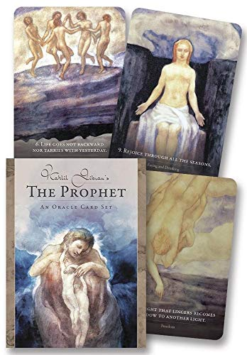 Kahlil Gibran's The Prophet: An Oracle Card Set