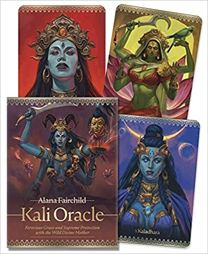Kali Oracle: Ferocious Grace and Supreme Protection with the Wild Divine Mother