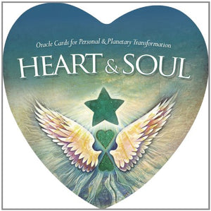 Heart & Soul Cards: Oracle Cards for Personal & Planetary Transformation