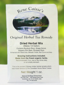 Rene Caisse's Original Formula, Loose Herb Packet