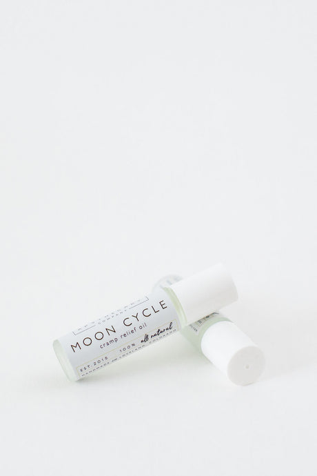 Apothecary Co. - Moon Cycle Cramp Relief Oil