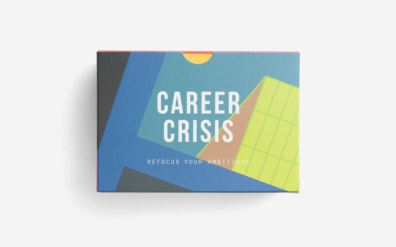 Career Crisis Card Set